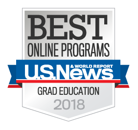 Best Graduate Education program 2018
