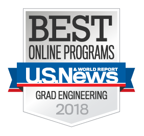 Best Graduate Engineering program 2018