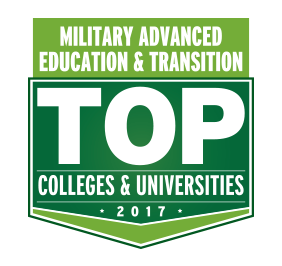 Military Advanced Education & Transition Top Colleges & Universities, 2017