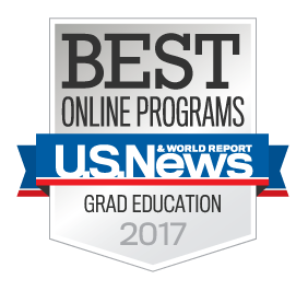 Best Graduate Education program 2017