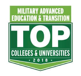 Military Advanced Education & Transition Top Colleges & Universities, 2018